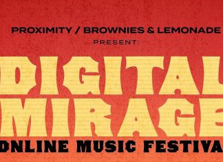 Digital Mirage Online Music Festival 2020