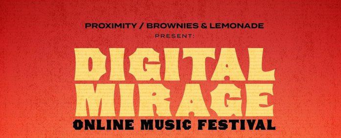 Digital Mirage Online Music Festival 2020