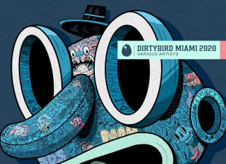 Dirtybird Miami 2020 Album Artwork