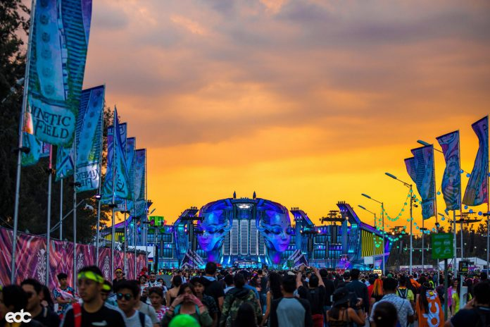 EDC Mexico 2020 - kineticFIELD