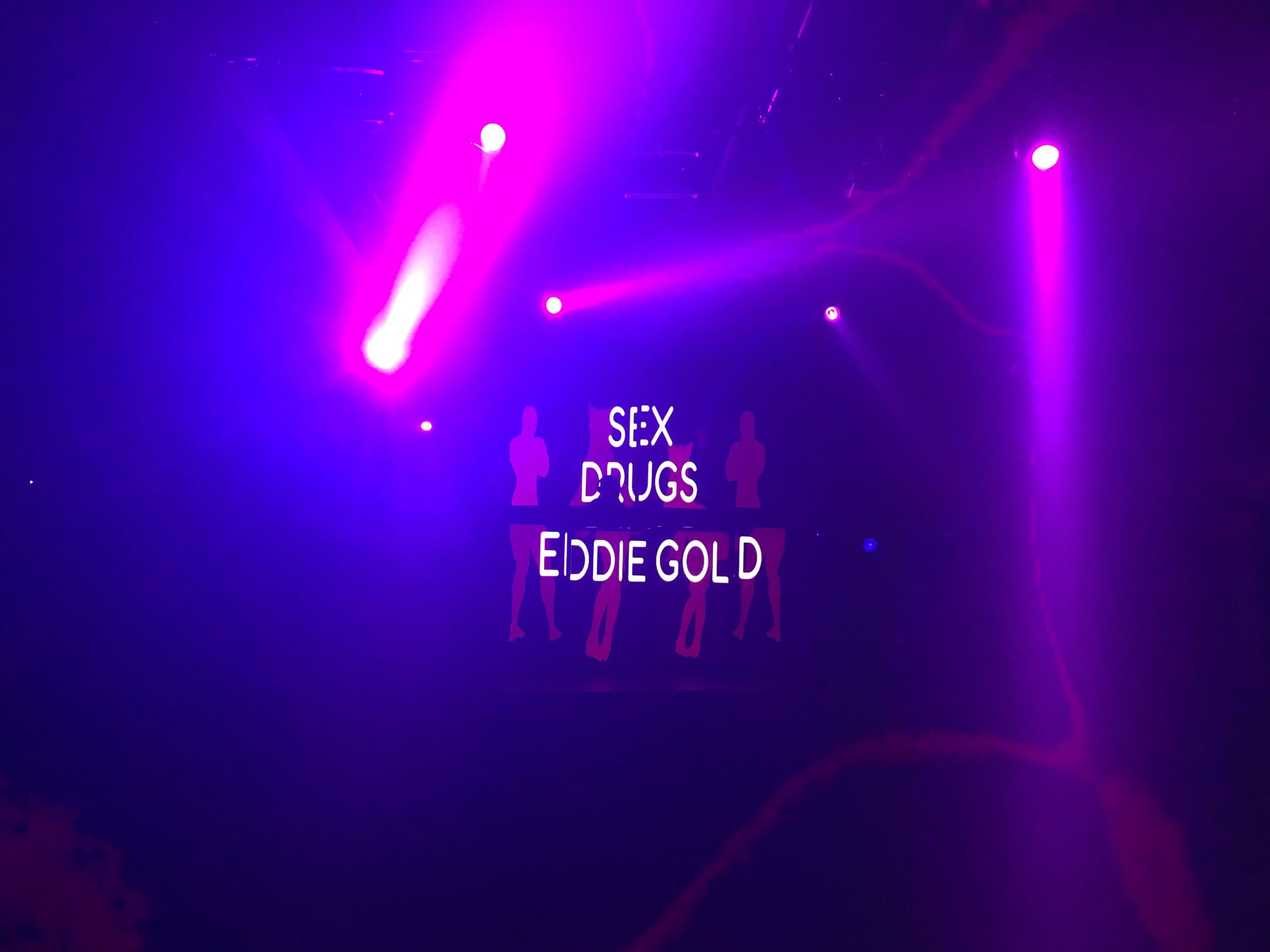 Eddie Gold at Dirtybird Takeover Atlanta