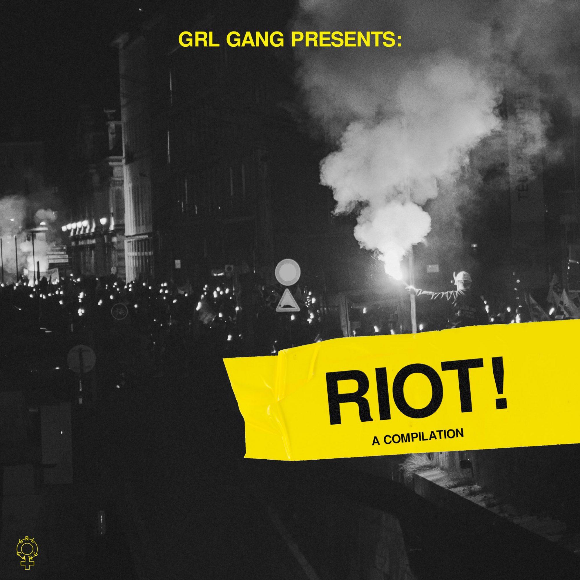 RIOT! GRL GANG