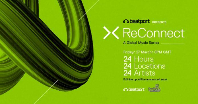 Beatport Presents ReConnect