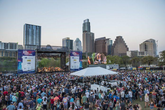 SXSW Music Festival 2019