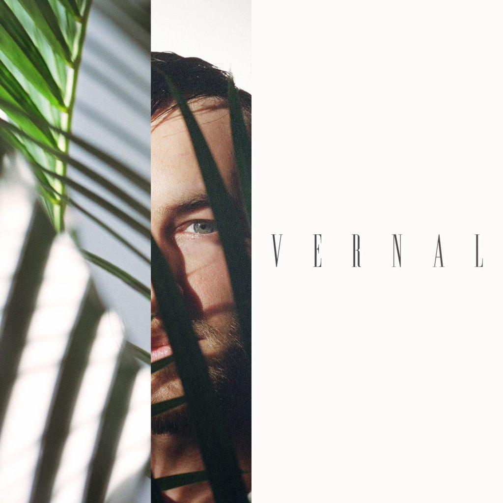 Past Palms: Vernal EP Artwork