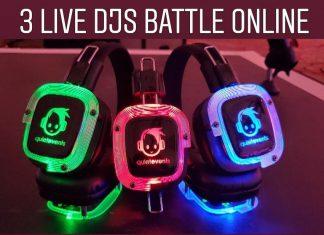 DJ Battle from Quiet Events