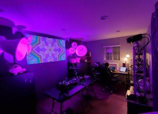 Home Studio Rave Cave