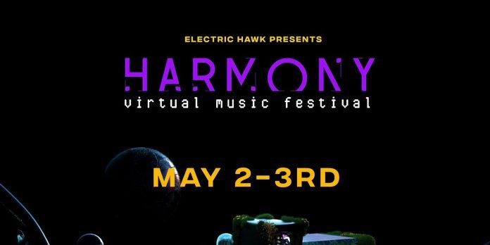 Harmony Virtual Music Festival Weekend 2
