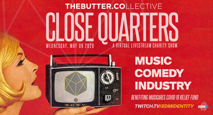The Butter Collective x EDM Identity Close Quarters