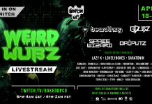 Weird Wubz Livestream Baked Up