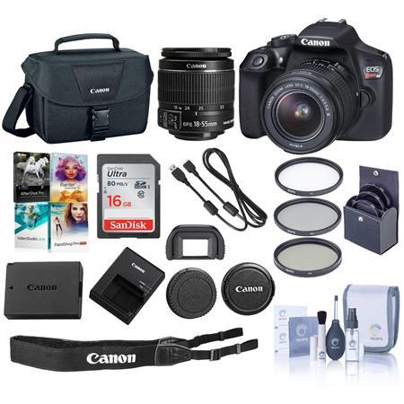 Canon EOS Rebel T6 Kit Photographer