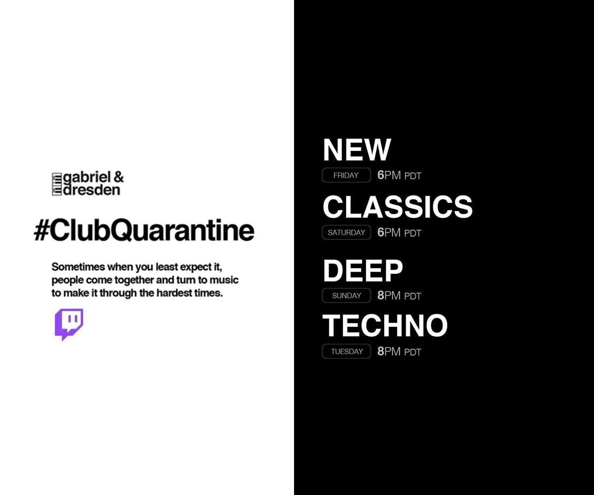 Club Quarantine