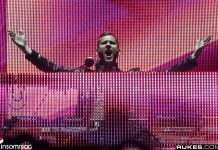 Kaskade at EDC Los Angeles 2010
