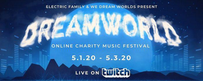 Dreamworld Online Charity Music Festival 2020
