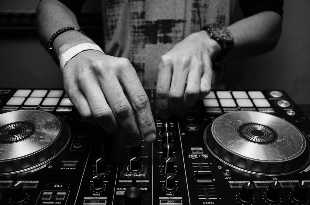 DJ Decks DJ Controller DJs