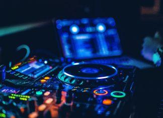 DJ Decks DJ Controller