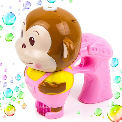 Monkey Bubble Gun