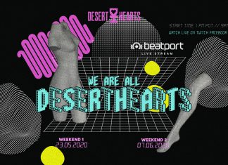 Desert Hearts x Beatport Livestream