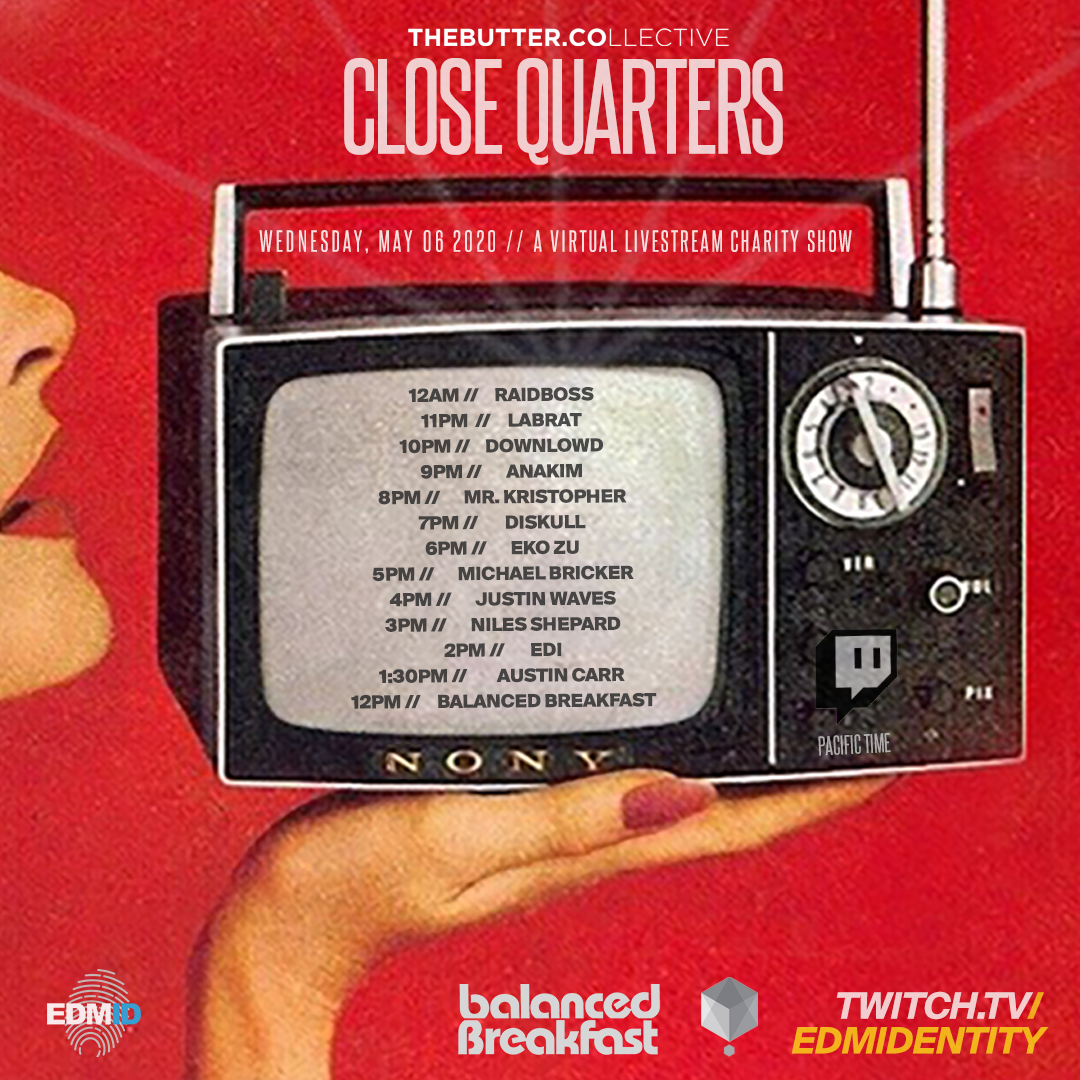 Close Quarters 001 - Schedule