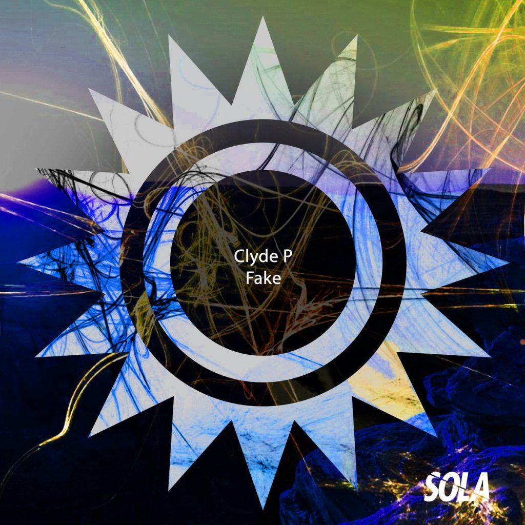 Clyde P - Fake EP - Artwork