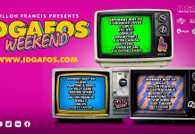 Dillon Francis Presents IDGAFOS Weekend Stream