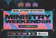 Ministry of Sound Ministry Weekender Banner