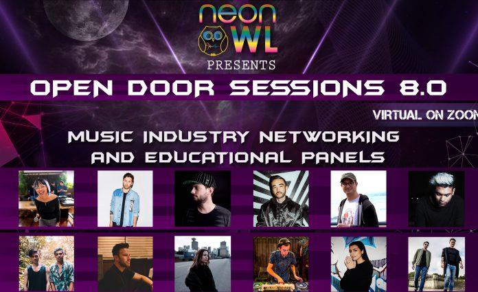 Open Door Sessions 8 Banner