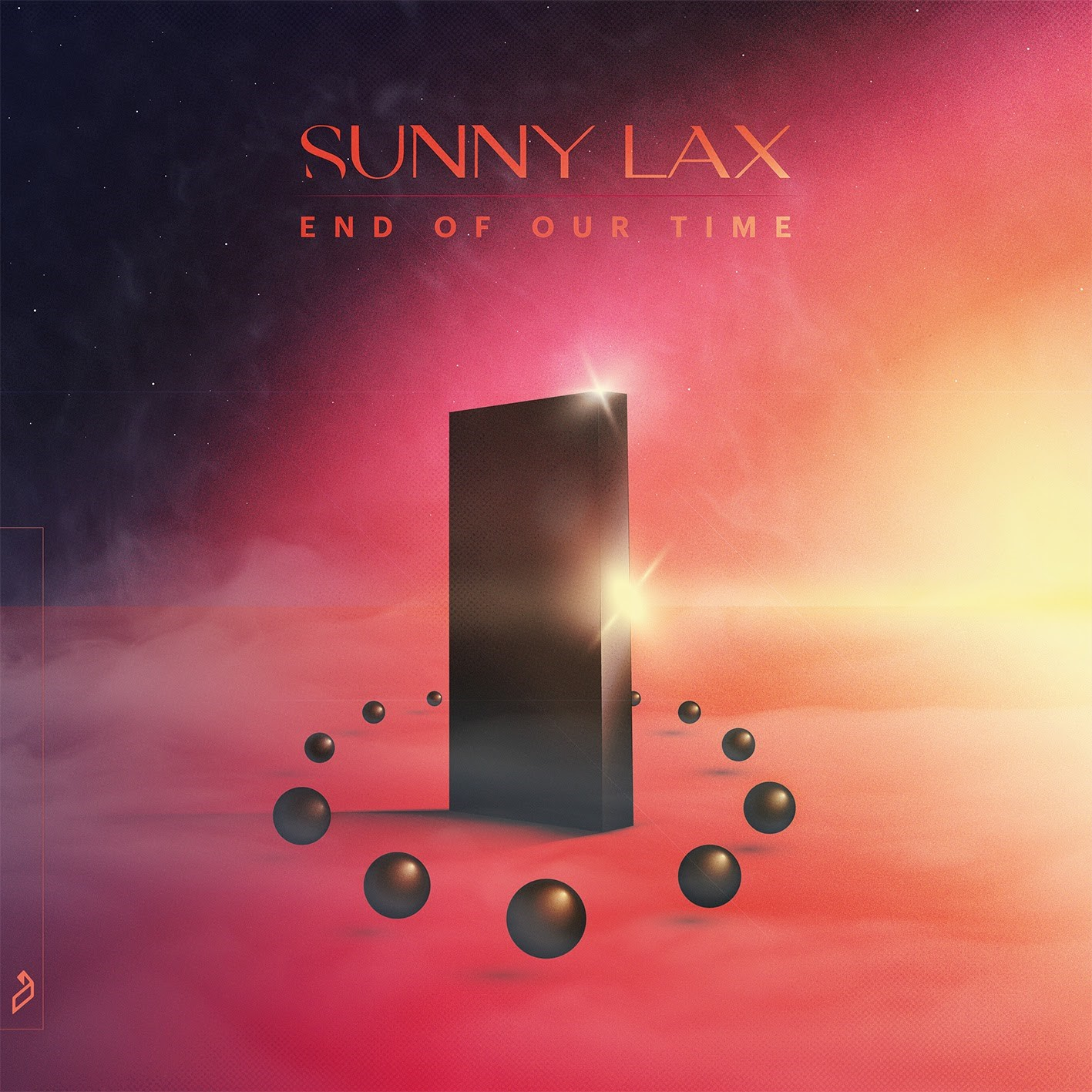 Sunny Lax End Of Our Time EP