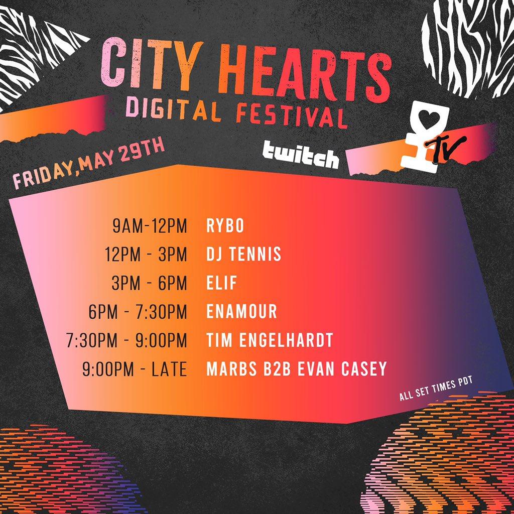City Hearts Music Festival - Friday
