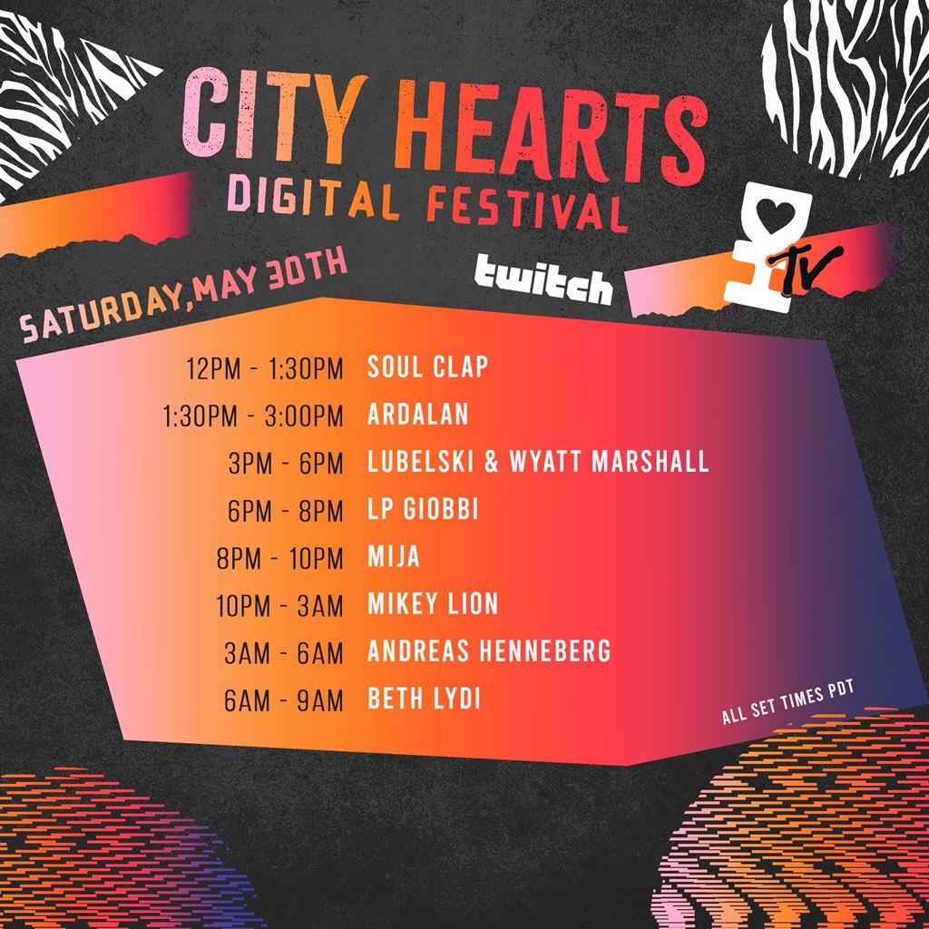 City Hearts Music Festival - Saturday