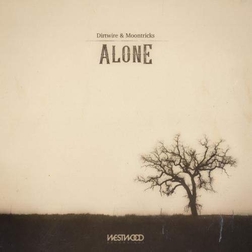Dirtwire Moontricks Alone Album Cover