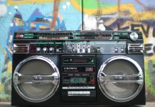Boombox Mixtape