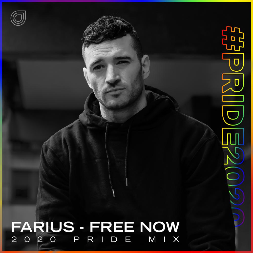 Farius Free Now 2020 Pride Mix