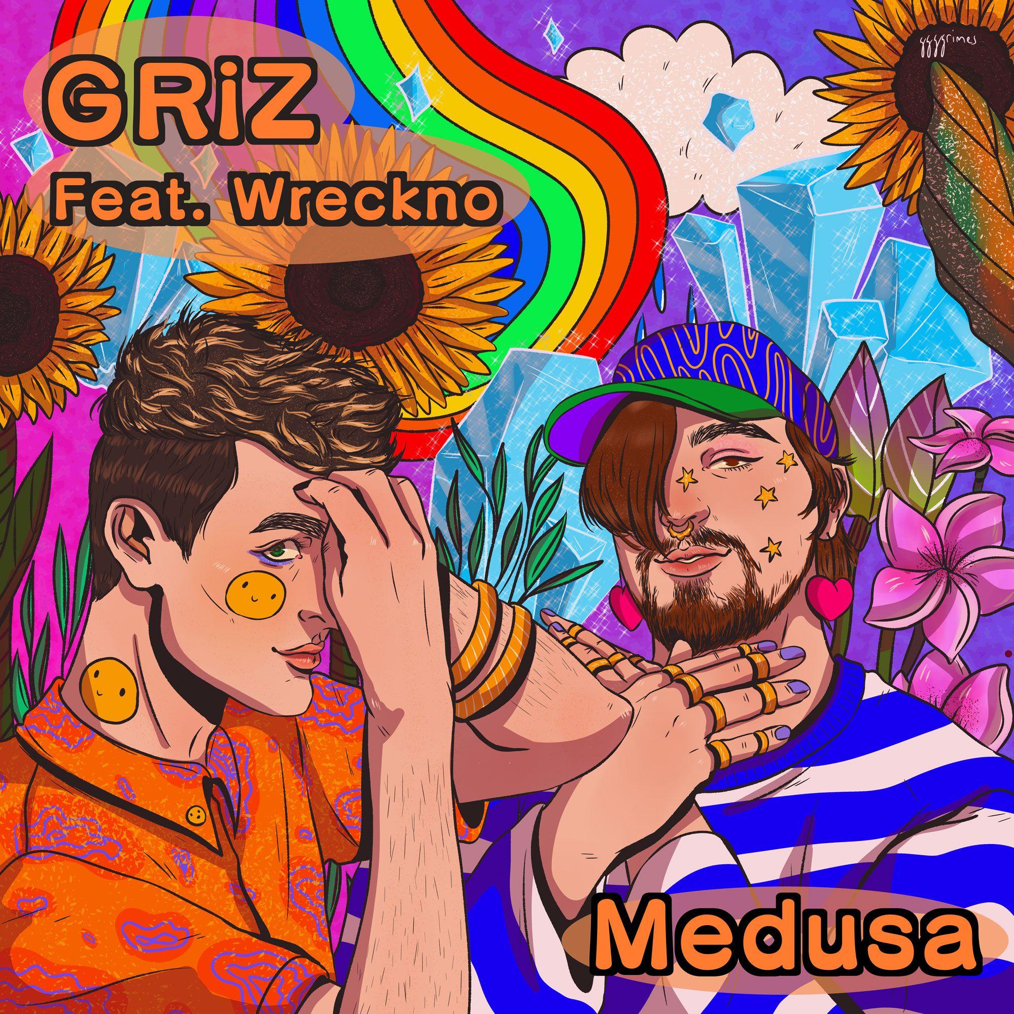 GRiZ - Medusa (feat. Wreckno)