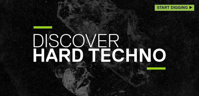 Beatport Hard Techno