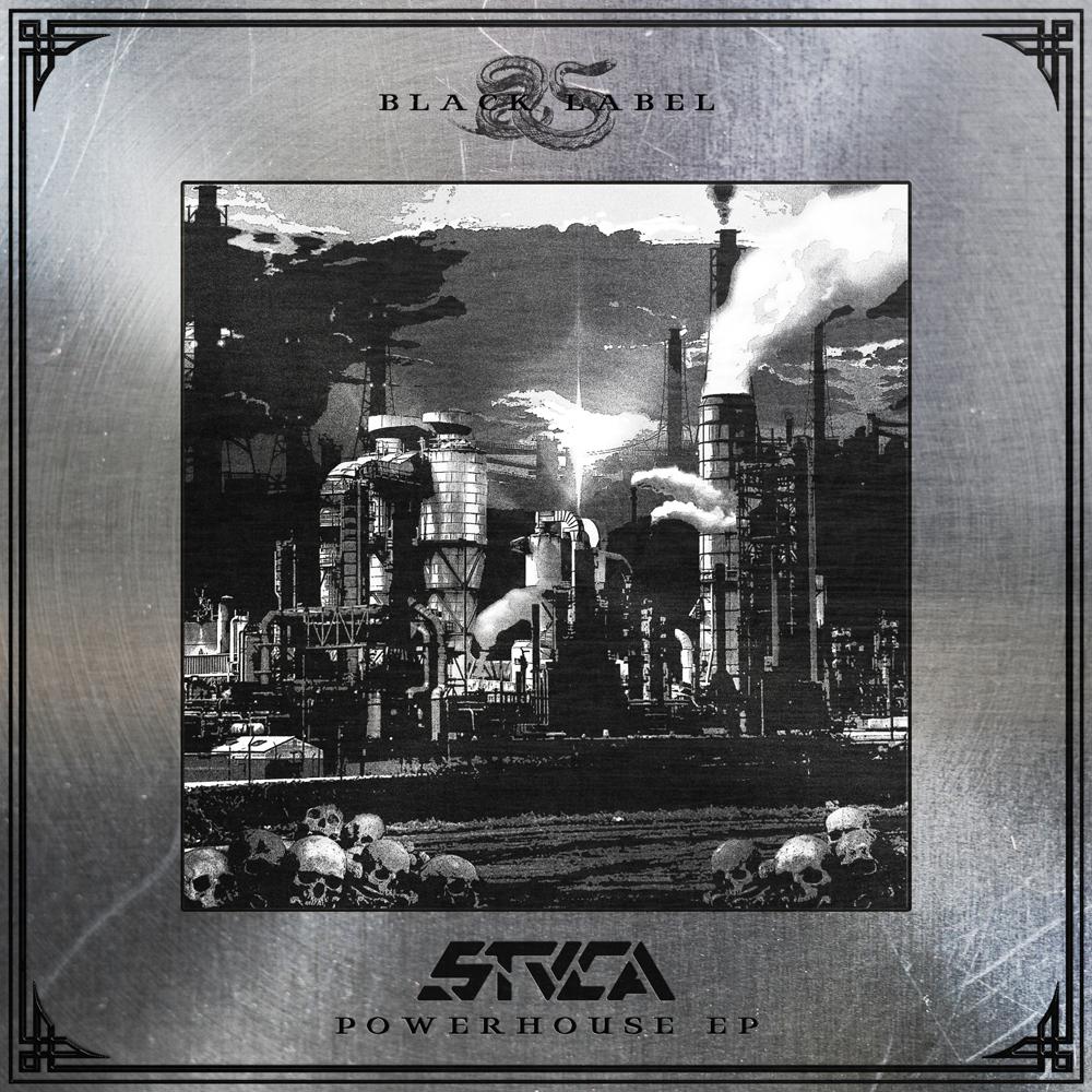 STUCA - Powerhouse EP