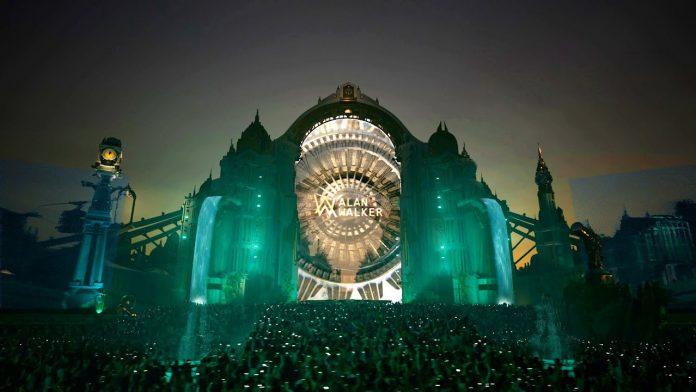 Tomorrowland Around The World Mainstage