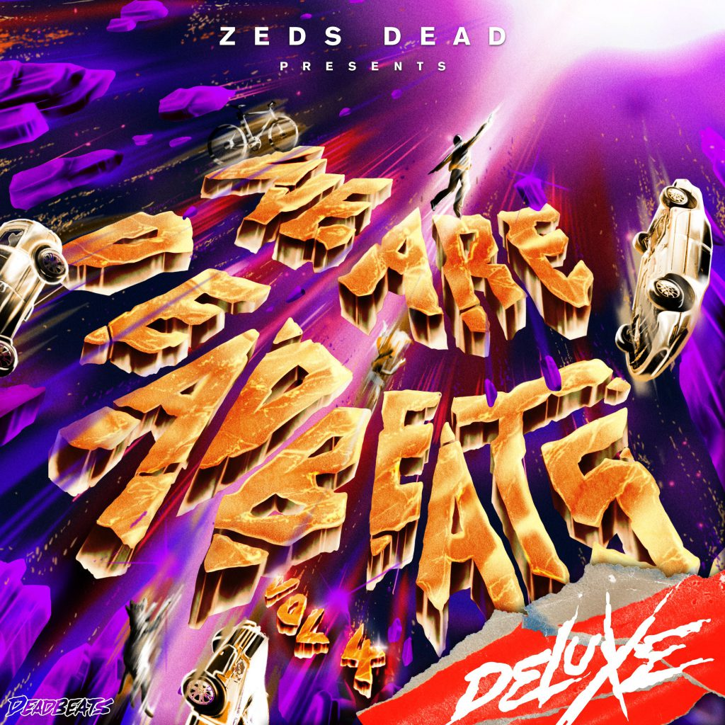We Are Deadbeats Vol. 4 Deluxe