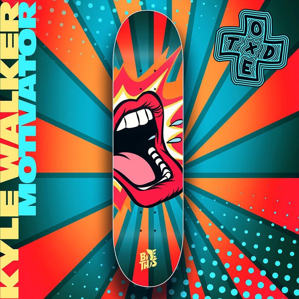 Kyle Walker - Motivator