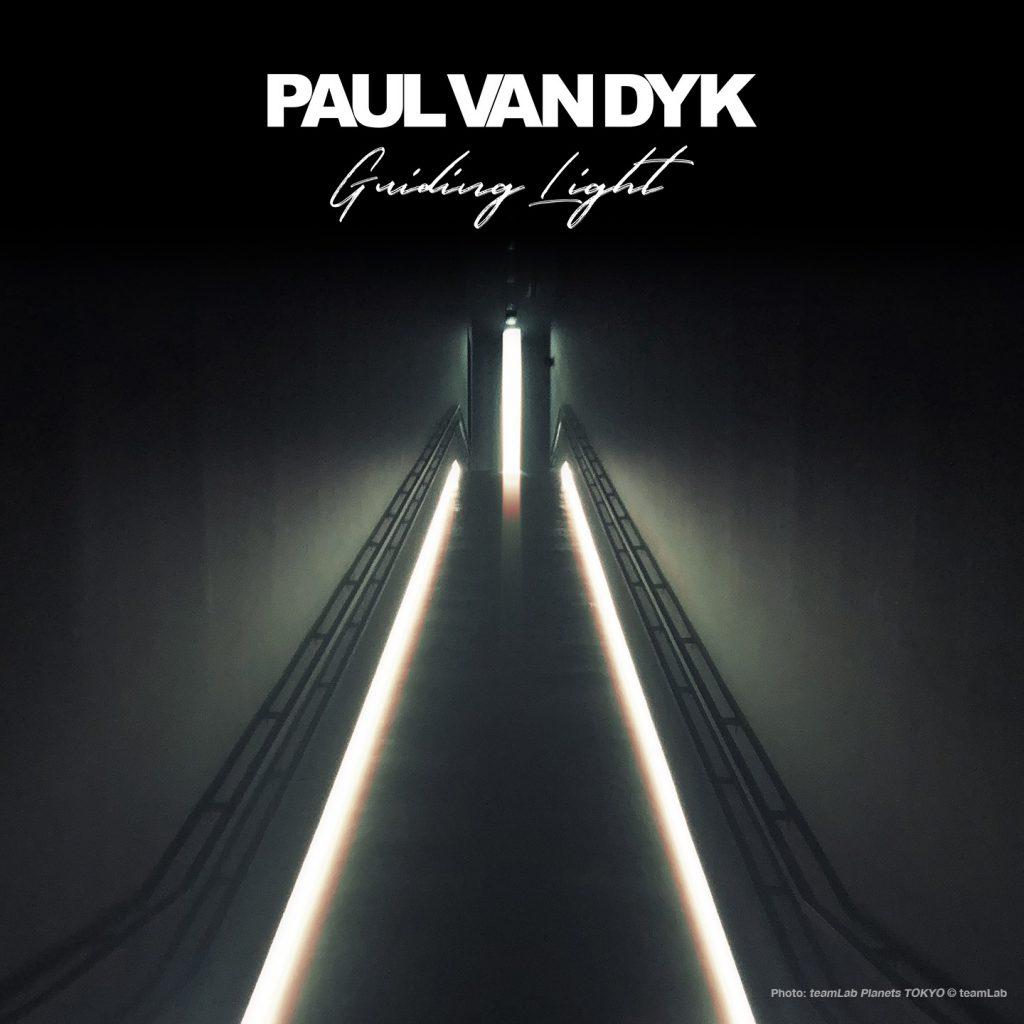 Paul van Dyk Guiding Light Album Cover