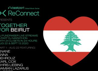Beatport ReConnect Presents Together For Beirut