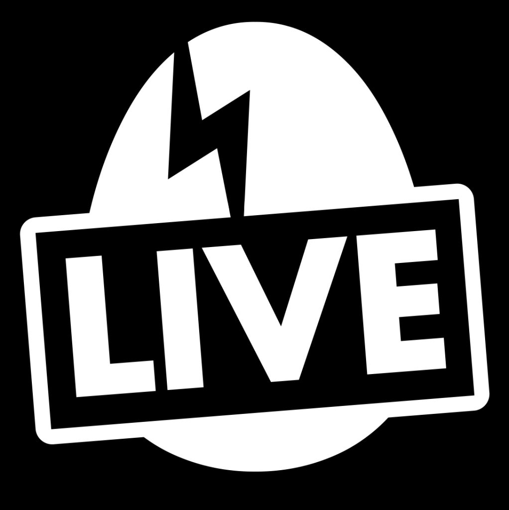 Dirtybird Live - Egg Logo