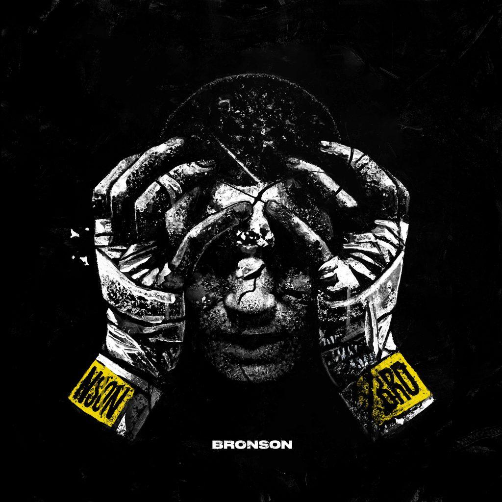 BRONSON - ALBUM COVER