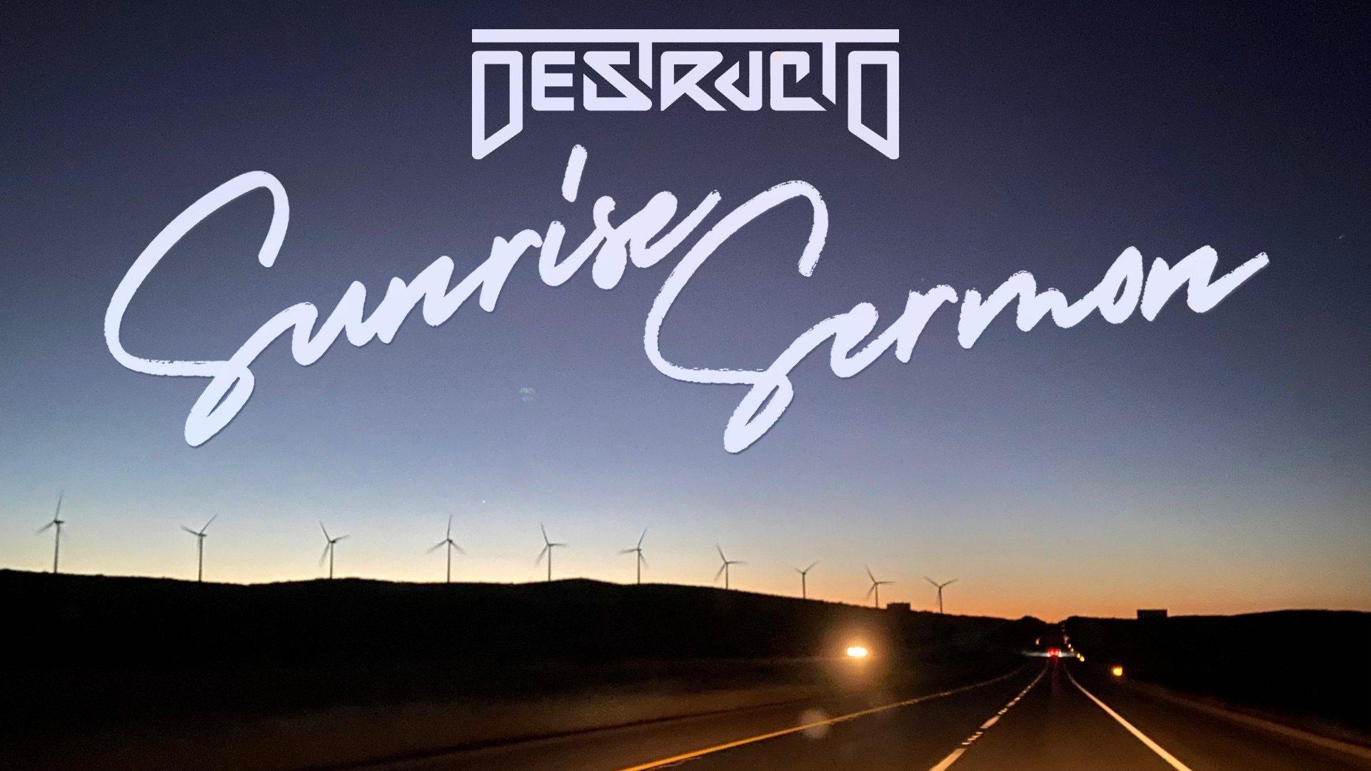 DESTRUCTO Announces Sunrise Sermon in California Desert | EDM Identity