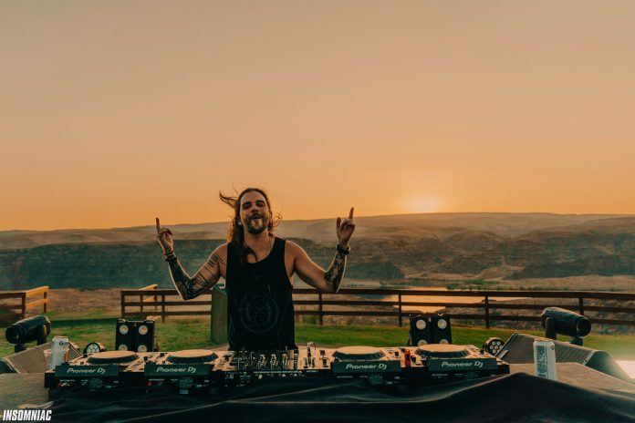 Seven Lions at The Gorge