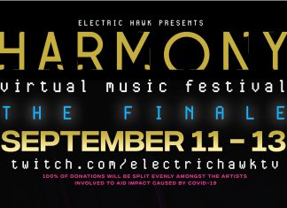 Harmony Virtual Music Festival The Finale