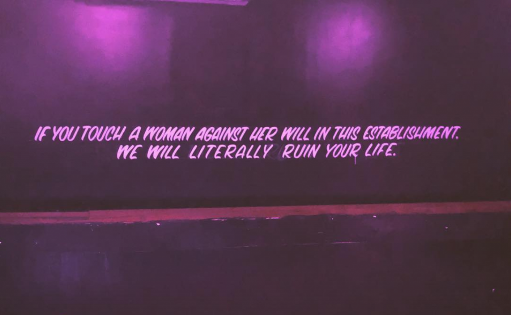 Nova Civic Club Wall Brooklyn, NY Sexual Assault