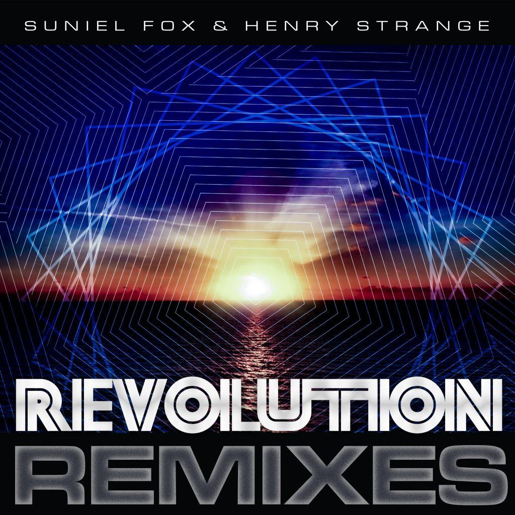 'Revolution [Remixes]' - Cover Art
