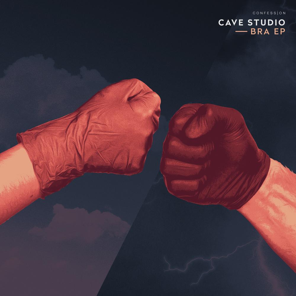 Cave Studio Bra EP