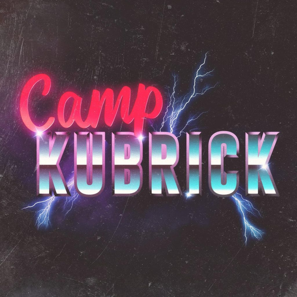 Camp Kubrick Album Art